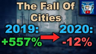 The Collapse of American Cities Has Started. And Yours Is Next