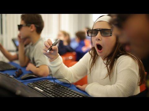 zSpace VR in K-12 Education