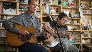 Tom Brosseau: NPR Music Tiny Desk Concert
