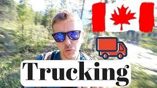 Trucking in Canada