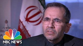 Iran's Ambassador To UN Says Soleimani Assassination Was An Illegal 'Act Of Aggression' | NBC News