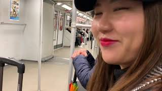 상해 여행 vlog-1일차