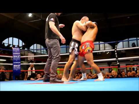 Combat Fred Boigeol vs Chabane Bouricha.  Gala veteran 2015 streaming vf