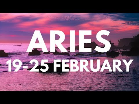 Aries Things Are Clear Now! 19-25 February 2018 Weekly Tarot Reading