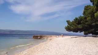 Croazia - Brela, Punta Rata (31/5/2014)