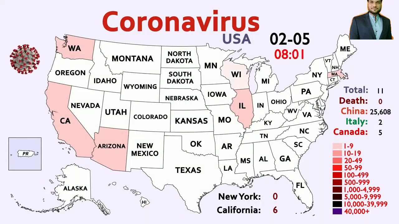 Coronavirus USA update | Coronavirus USA news | Coronavirus USA against china | Coronavirus USA 2020