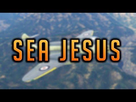 Sea Jesus in 1.71