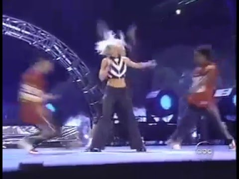 Britney Spears - (NFL Kickoff Live Performances) Full Show