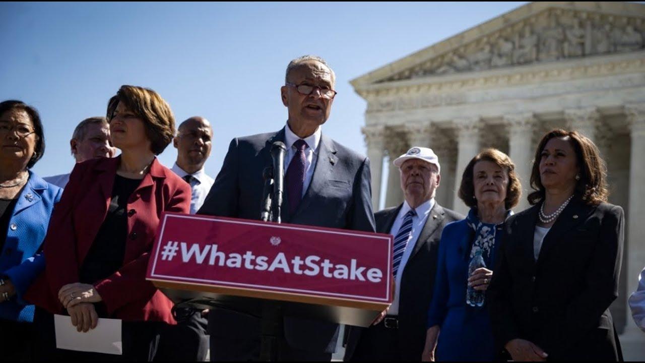 'Judge Kavanaugh is your worst nightmare': Democrats resist Trump's nominee