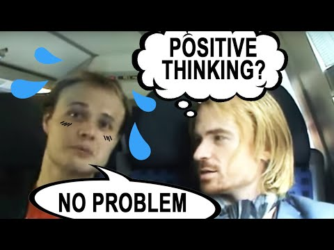 Positive Thinking - Control Your Reality - Episode #5