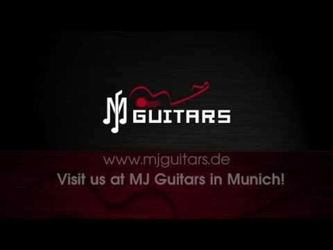 The Scorpions @ MJ Guitars Munich Snippet