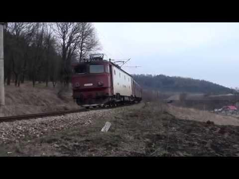 Tren R5722 Cimpulung Moldovenesc - Suceava trece prin Scheia - 14.03.2015