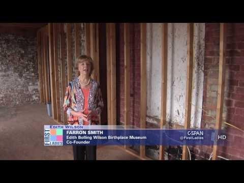 First Ladies Preview: Ellen & Edith Wilson