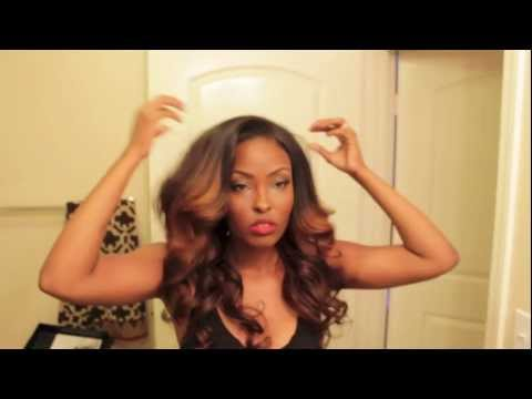 RPGSHOW.COM Khloe Kardashian Wig Show & Tell