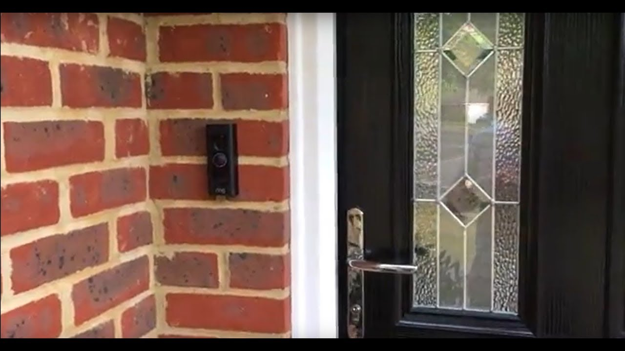 Installing Ring Pro Doorbell Transformer In The Uk Review