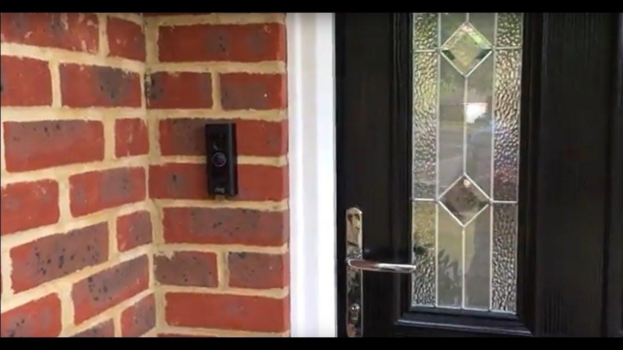 installing ring pro doorbell transformer in the uk review  [ 1280 x 720 Pixel ]