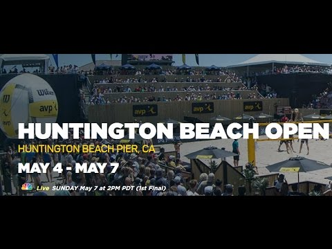 2017 AVP Huntington Beach Open Men's Final Dalhausser/Lucena vs Doherty/Hyden