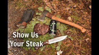 Show Me Your STEAK!
