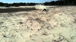 Jacksonville, Florida HBF sand bash GTG 15 Jan 2011