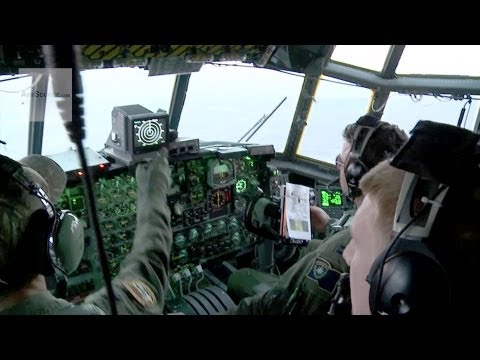 C130H Flight Operations / Airdrop - Air National Guard