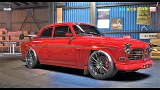 NFS Payback custom Volvo Amazon P130