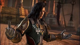 Dissidia Final Fantasy NT - Vayne Carudas Solidor Trailer