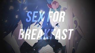 Video XXXTENTACION - Sex for breakfast Feat. Shiloh Dynasty (Hiro and Zero Two AMV) download MP3, 3GP, MP4, WEBM, AVI, FLV Agustus 2018