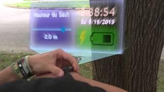 Nanobot and hologram test