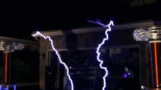 This is Aperture (Halloween) performed on musical Tesla Coils