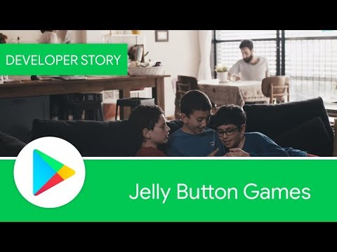 Android Developer Story: Jelly Button Games — Growing globally through data driven development