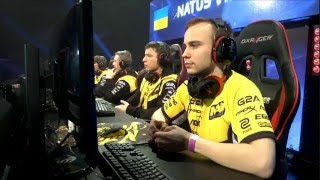 OG vs Na'Vi - Game 1 - SL Invitational LAN - LD & GoDz
