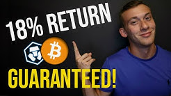 How to Earn 18% Interest on Your Crypto!!  Earn on Crypto.com Review