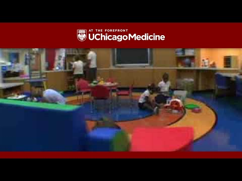 University of Chicago Comer Children