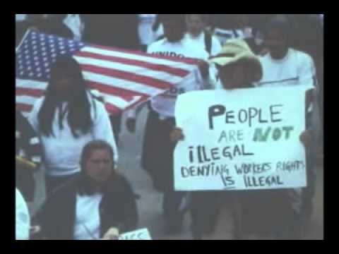 David Bacon - How Globalization Creates Migration and Criminalizes Immigrants