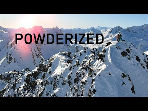 Powderized §1: Early December Couloirs