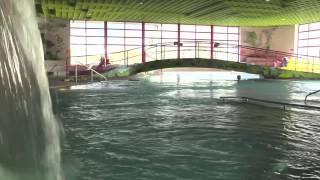 Badezentrum Aquarena der Bergbahn Kitzbühel