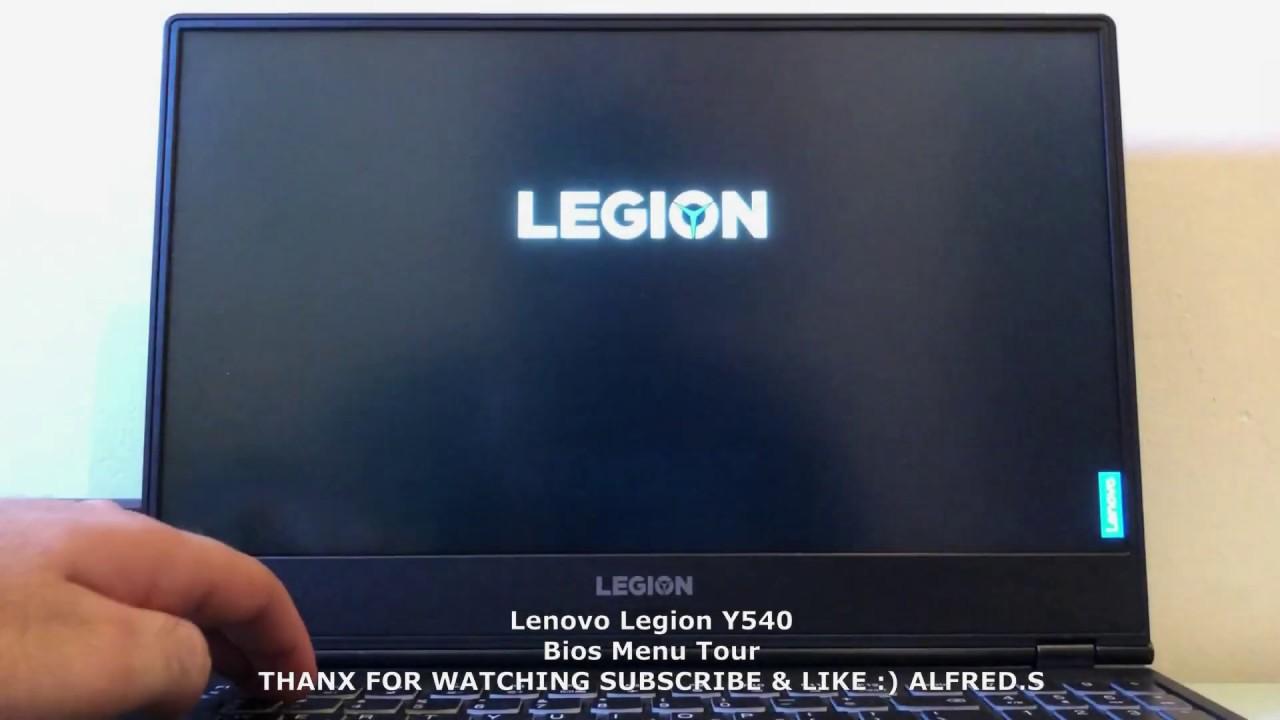 timeless design sleek latest discount Bios Menu Tour For Lenovo Legion y540