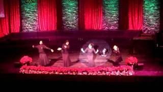 """Breathe on Me"" Crystal Aiken and Natalie Grant. Creative Worship (12/11)"