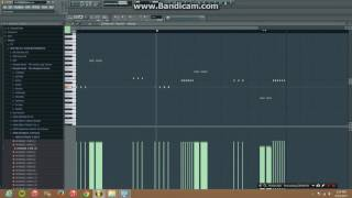 """INSIDE THE RIDDIM"" - HOW TO MAKE A R&B HIPHOP BEAT FL STUDIO 12: SATORI - NO CONVERSATION"