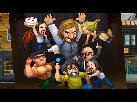 GHOSTS'N DJs (The Video Game) Official Trailer v2.1