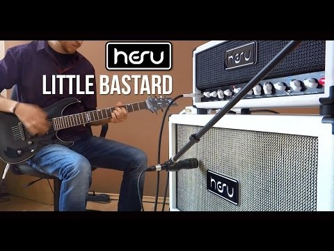 HESU Little Bastard - Metal with tight hidden track