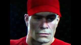John Cena - Saints Row the third - marcusgarlick