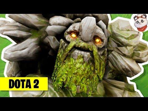 DOTA 2 — Как играть за TINY