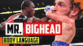 Why Logan Paul Lost To KSI In The YouTuber Boxing Rematch – Body Language Secrets