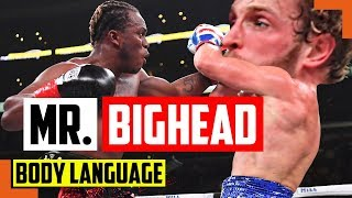 Why Logan Paul Lost To KSI In The YouTuber Boxing Rematch - Body Language Secrets
