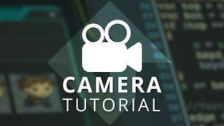 gameMaker Studio 2 - Smooth Camera Tutorial