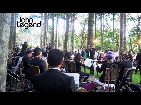 John Legend - All of Me Orchestral Cover Sognatori Per Caso