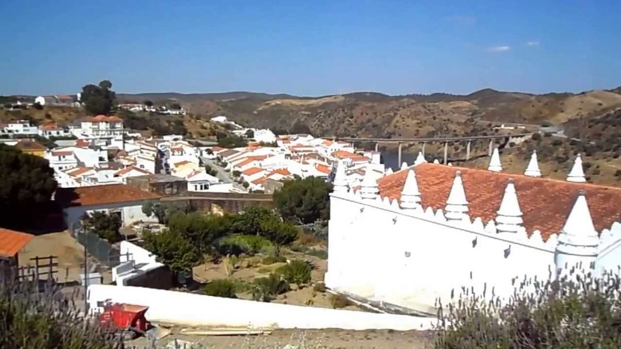 Mertola - Portugal - YouTube
