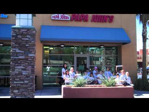 School Tour In Vegas