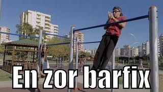 En zor barfiks - Muscle up nasıl yapılır